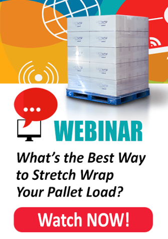 What's the Best Way to Stretch Wrap your Pallet Load?