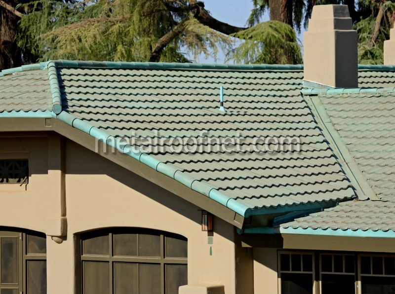 Copper Roof Tiles Images