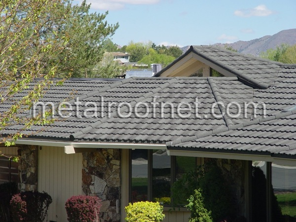 coated steel tile | Metal Roof Network