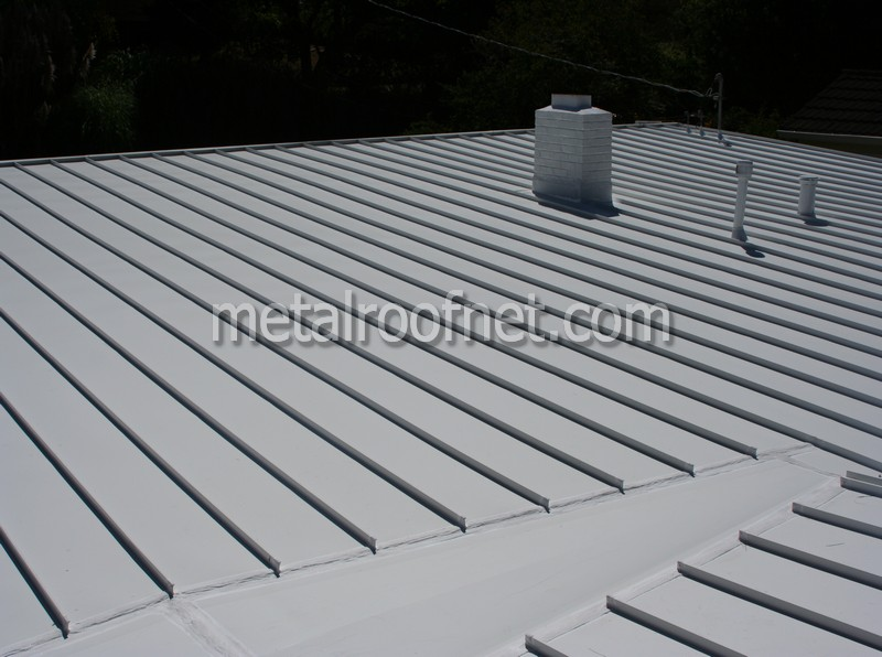 Best colors for metal roofing for Best roof color
