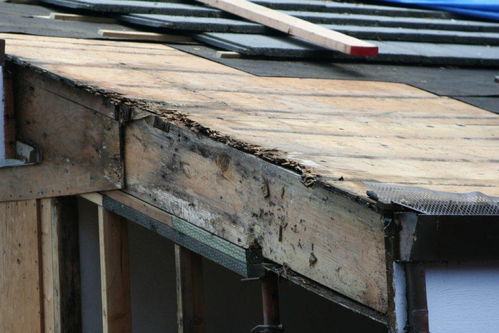 failing concrete roof | MRN