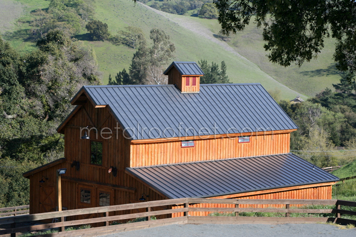 Awesome Barn Roofing #10 Old Barn Roof | Smalltowndjs.com