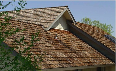 Wood Shingles vs Shakes Wood And/or Cedar Shakes