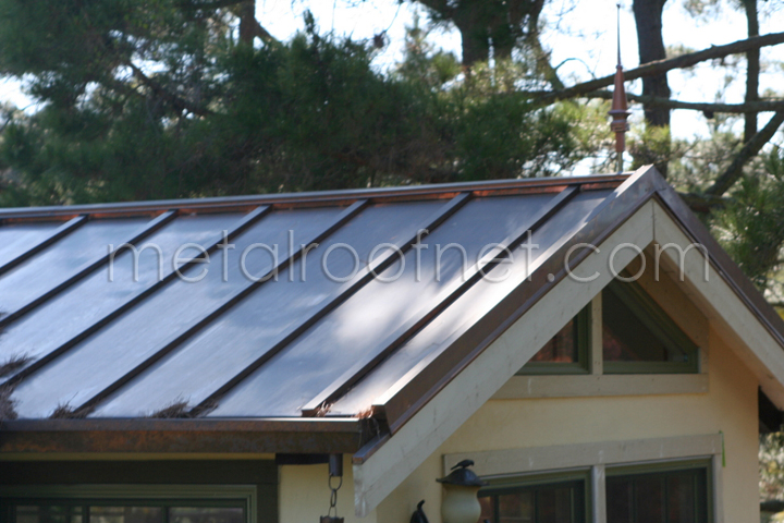 Copper Panels Photo Gallery Metal Roof Network