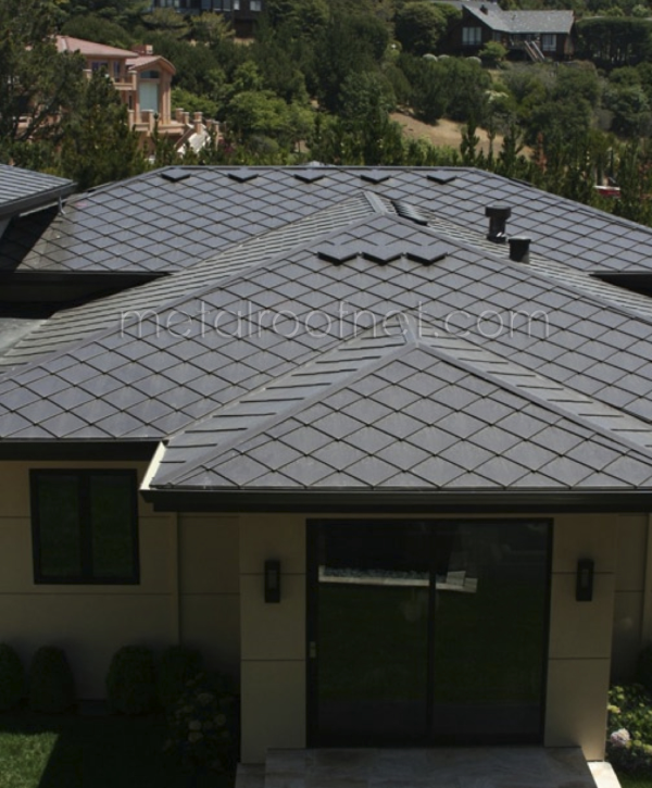 finished steel diamonds | Metal Roof Network