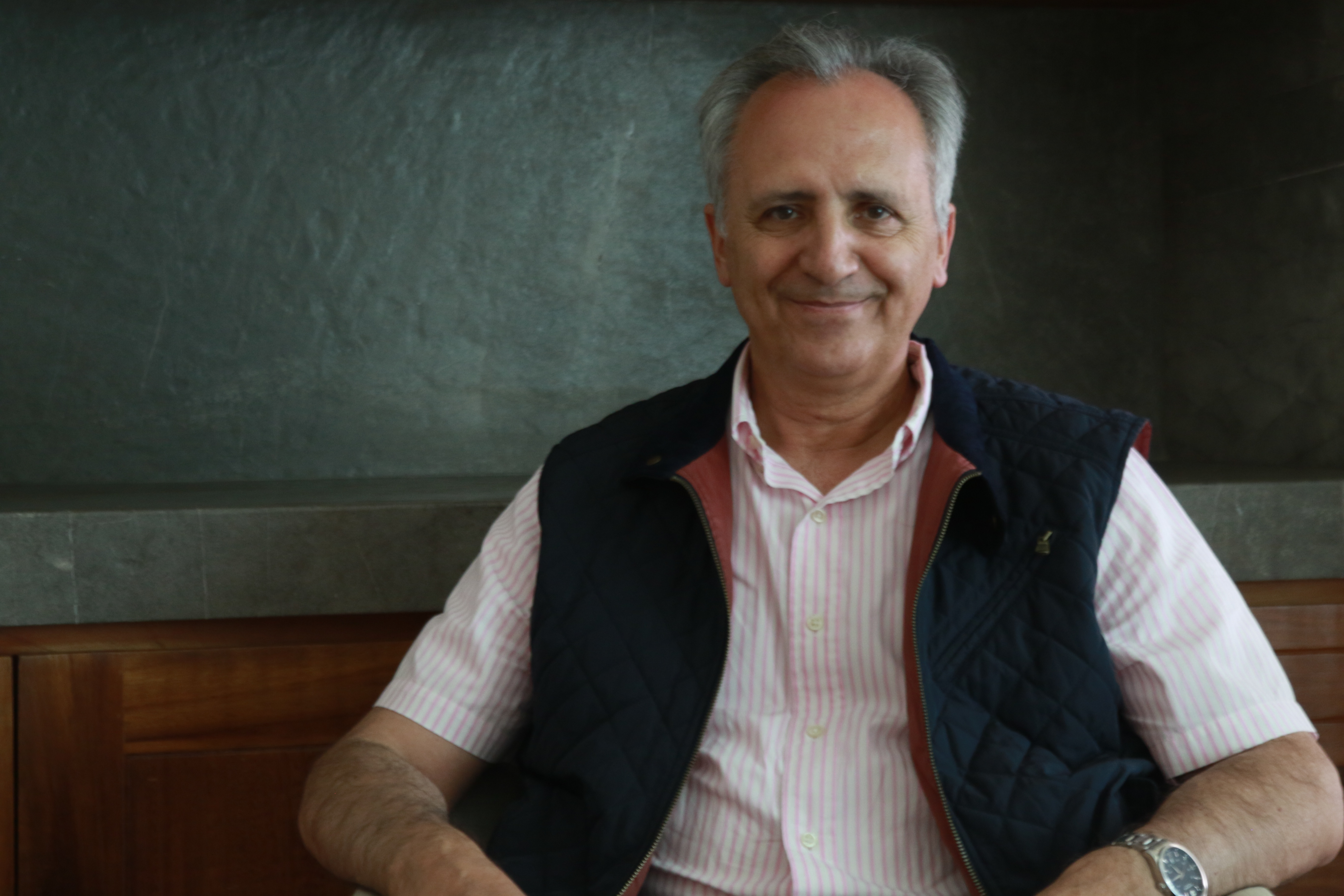 Abel Camarena Arias, Electrical Contractor