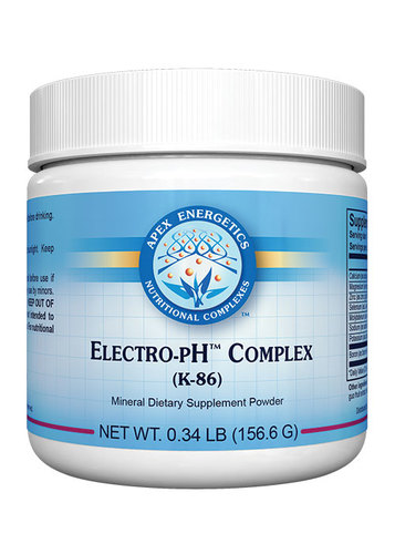 Supplement of the week: Apex Energetics Electro-pH™ Complex