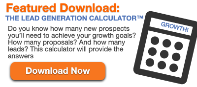 Download the Lead Generation Calculator