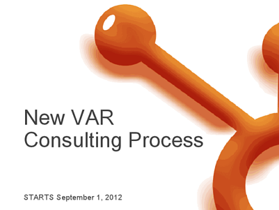 New HubSpot VAR Consulting Process 9 1 2012 resized 600