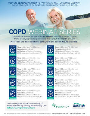 COPD Webinar