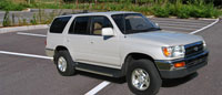 1997 Toyota 4Runner, Serviced and Repaired By Integrity Auto Toyota Specialist