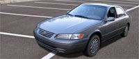 1997 Toyota Camry, Serviced and Repaired By Integrity Auto Toyota Specialist