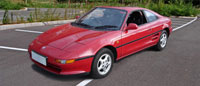 1990 Toyota MR2, Serviced and Repaired By Integrity Auto Toyota Specialist