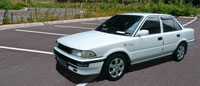 1991 Toyota Corolla, Serviced and Repaired By Integrity Auto Toyota Specialist