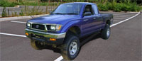 1996 Toyota Tacoma, Serviced and Repaired By Integrity Auto Toyota Specialist