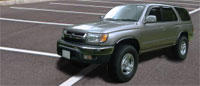 2002 Toyota 4Runner, Serviced and Repaired By Integrity Auto Toyota Specialist