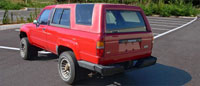 1986 Toyota 4Runner, Serviced and Repaired By Integrity Auto Toyota Specialist