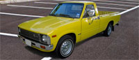 1991 Toyota Hilux Pick-up Truck, Serviced and Repaired By Integrity Auto Toyota Specialist
