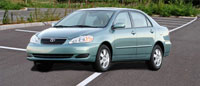 2005 Toyota Corolla, Serviced and Repaired By Integrity Auto Toyota Specialist