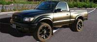 2002 Toyota Tacoma, Serviced and Repaired By Integrity Auto Toyota Specialist