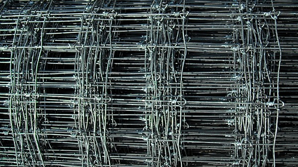 Woven Wire Fencing for Vineyards