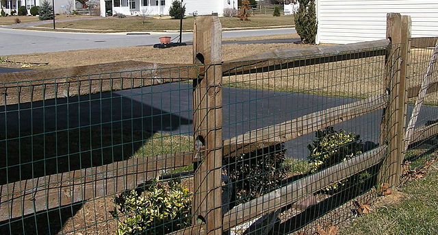 How To Use Galvanized Fence Staples
