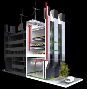 The World S First Natural Ventilation Solution In A
