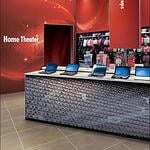 Branded Retail Wall Protection