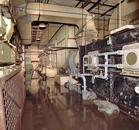 Flooded Generator Room