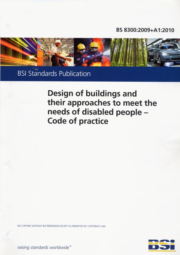 British Standard 8300