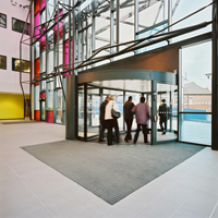 CS Pediluxe Entrance Matting