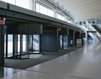 Entrance Flooring at JFK