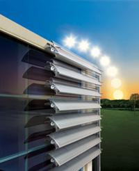 dynamic solar shading