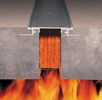 Expansion Joint Fire Barrier