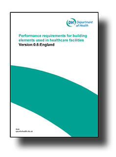 performance requirements for hospital building elements
