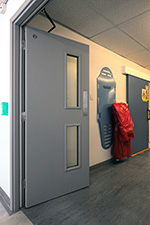 cs hospital fire doors