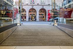 cs aluminium entrance matting