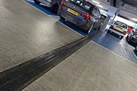Coprigiunti di dilatazione per il parcheggio multi-piano