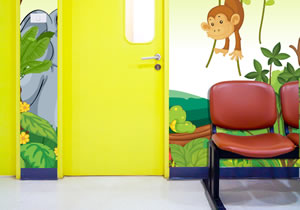 healthcare interior design