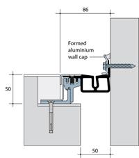 mesurer les couvre-joints de dilatation