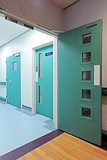 Impact Resistant Fire Doors