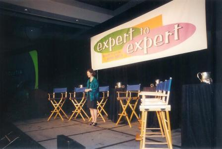 Christine B. Whittemore speaking: Expert to Expert
