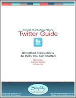 Simple Marketing Now's Twitter Guide