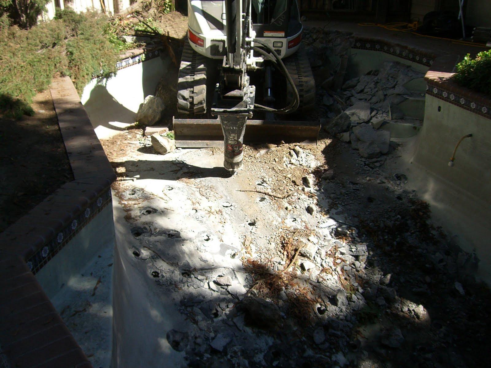Swimming Pool Removal Blog