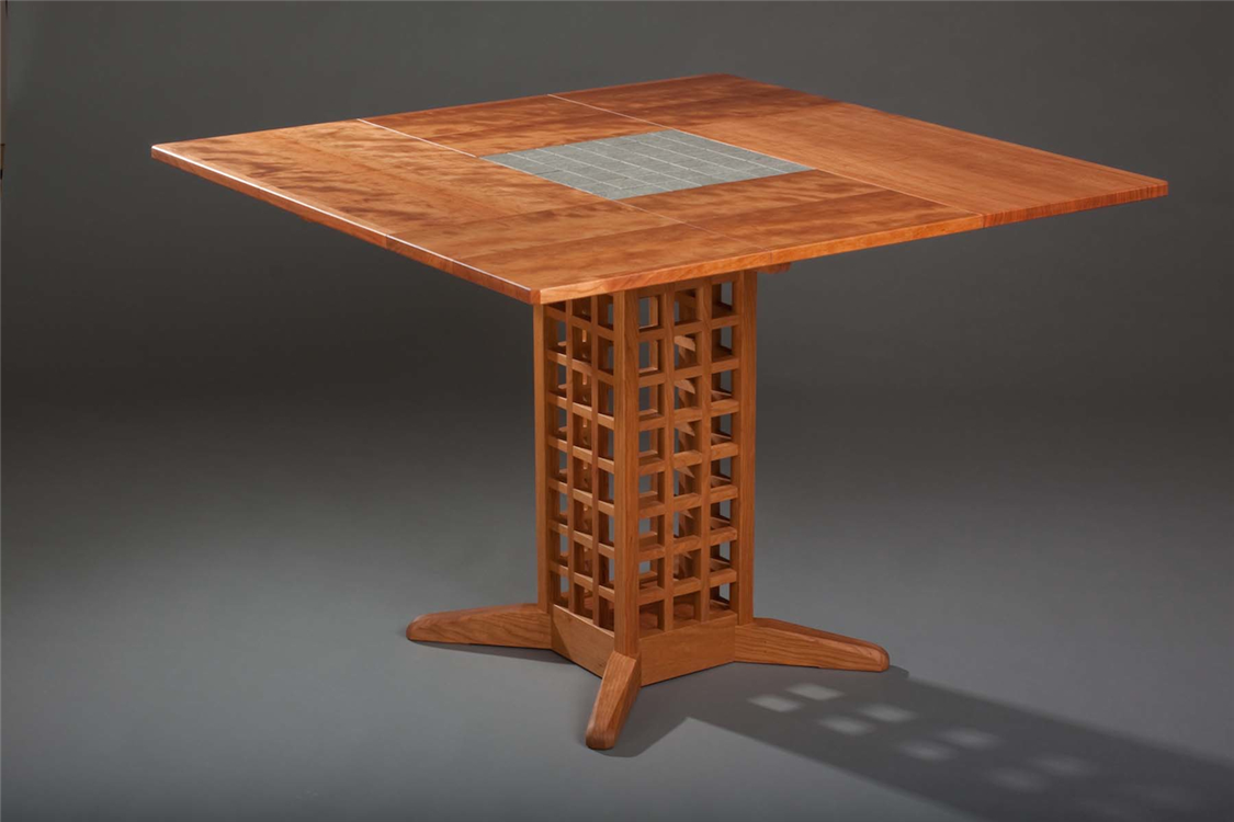 Custom Handmade Furniture Tables Makers Maine