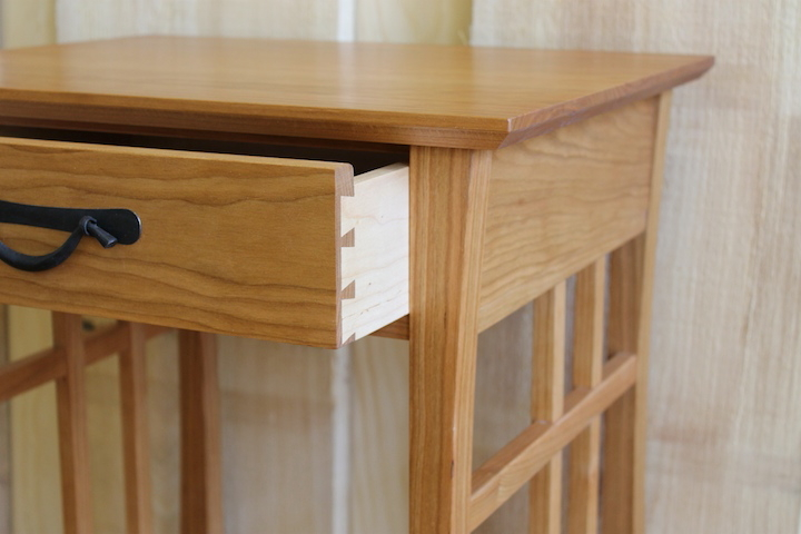 Custom made bedroom furniture. custom handmade furniture bedroom furniture side tables Maine