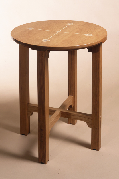 Custom Arts And Crafts Furniture Inlaid Wood Maine Furniture Makers