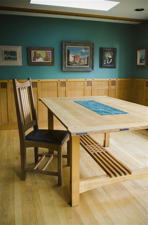 Custom Dining Table.
