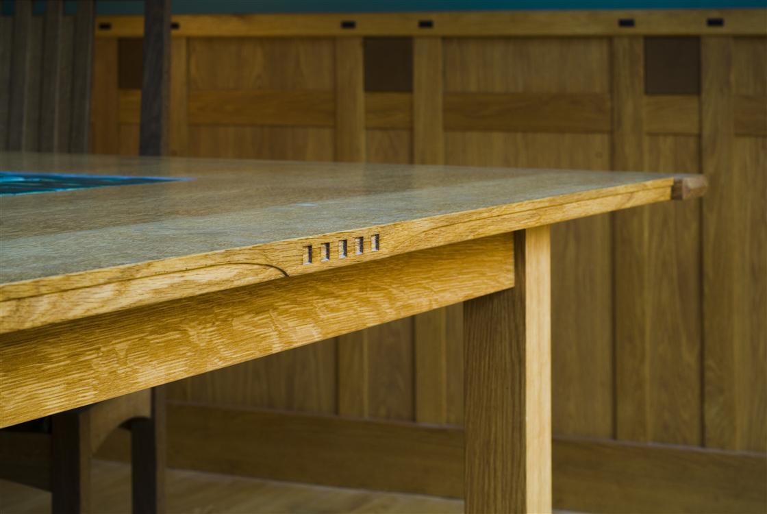 Hand Made Custom Tables. Custom Dining Table.