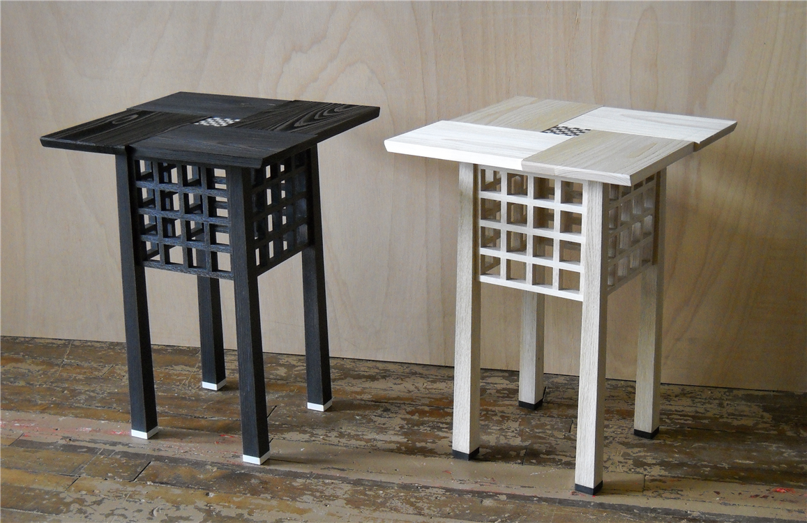 Josef Hoffmann Style Table